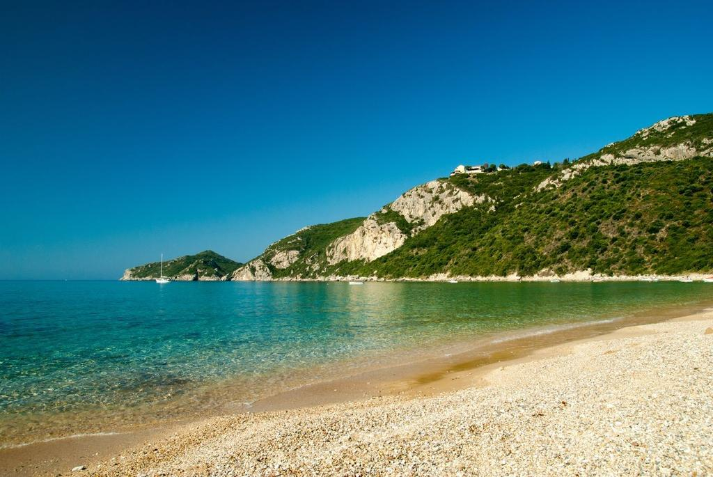 Agios Georgios Pagon beach