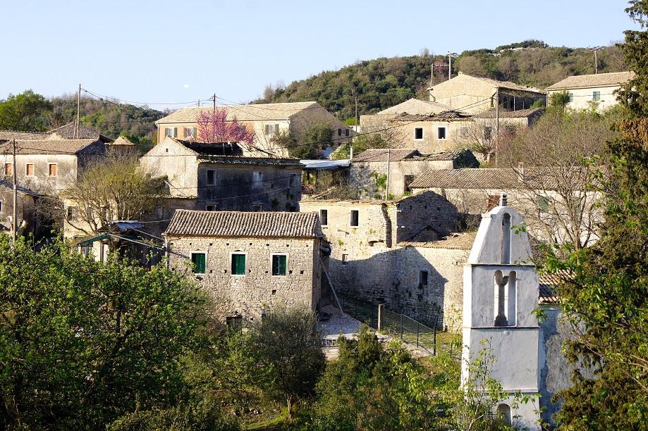 Old Peritheia Village