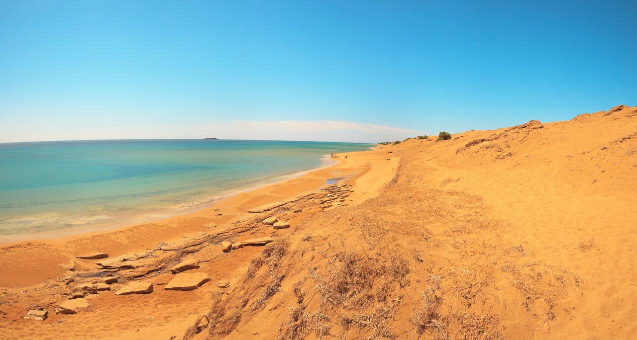 Issos Beach
